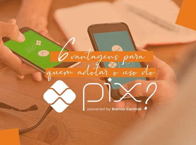 Você pretende passar a fazer uso do PIX?